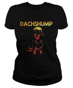 Donald Trump Dachshund Dachshump  Classic Ladies