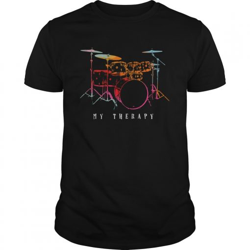 Drum My Therapy  Unisex