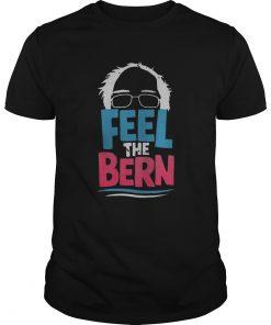 Feel The Bern Bernie Sanders 2020 Bernie Hair Vote President  Unisex