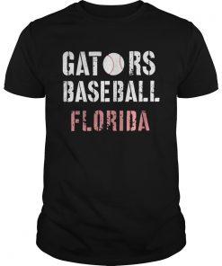 Florida Gator Baseball  Unisex