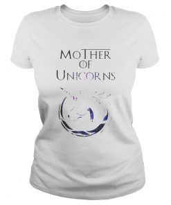 Game of Thrones mother of unicorns  Classic Ladies