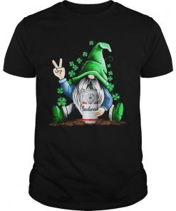 Gnome hug Budweiser Irish St Patricks day  Unisex