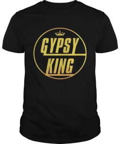 Gypsy King Tyson Fury  Unisex