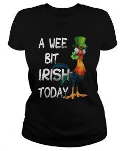 Hie Hie St Patricks Day A Wee Bit Irish Today  Classic Ladies