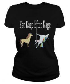 Horse And Unicorn Fr Kage Efter Kage  Classic Ladies