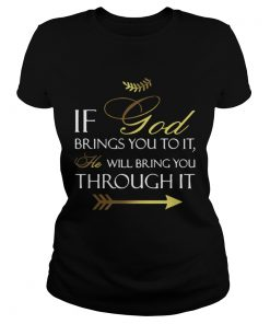 If God Brings You To It  Classic Ladies