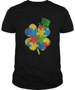 Irish Autism St Patricks Day  Unisex