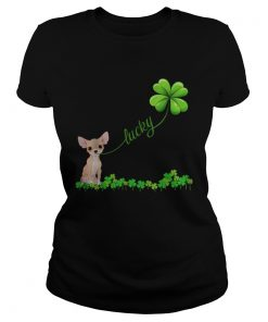 Irish Lucky with chihuahua lover  Classic Ladies