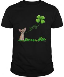 Irish Lucky with chihuahua lover  Unisex