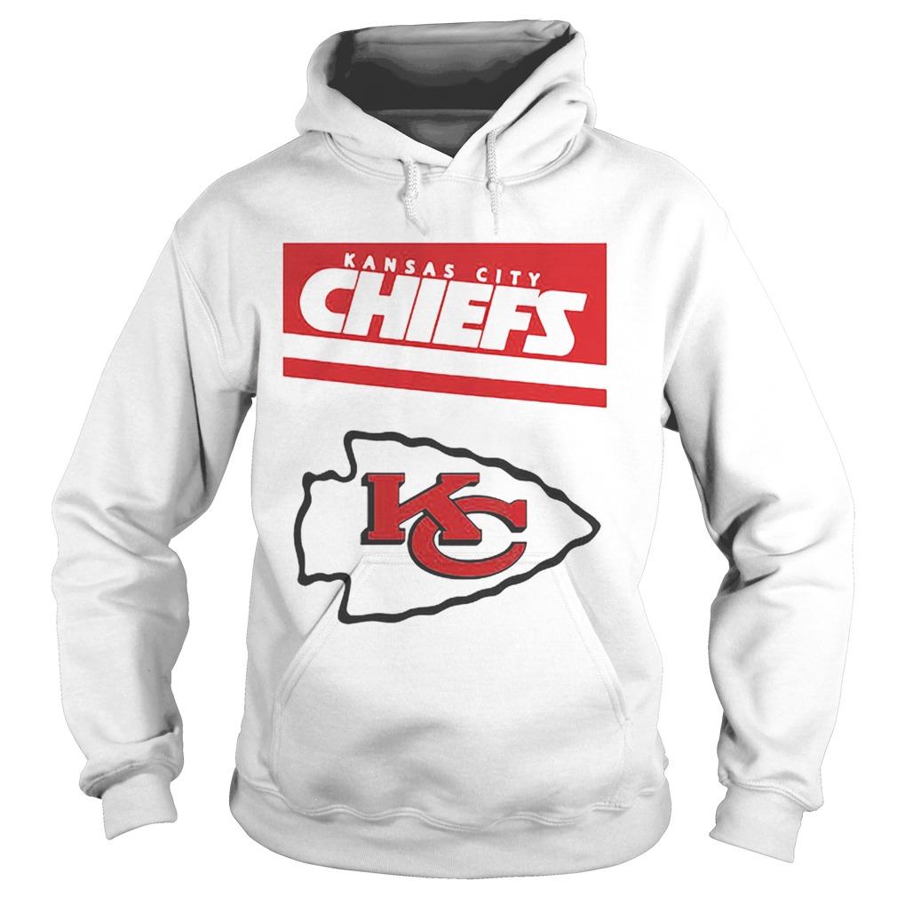 Kansas City Chiefs Logo Champions Hoodie