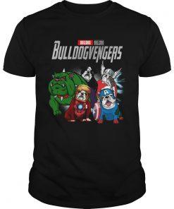 Marvel Avengers Bulldog Bulldogvengers  Unisex