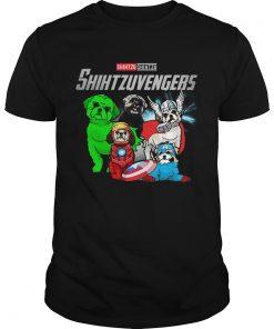 Marvel Avengers Shih Tzu Shihtzuvengers  Unisex