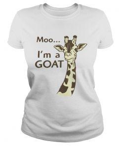 Moo Im a Goat  Classic Ladies