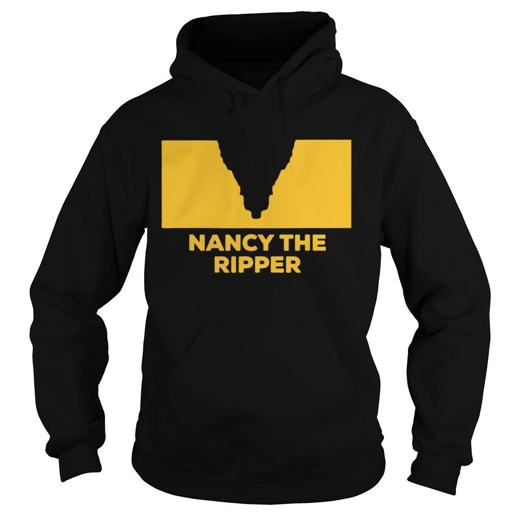 Nancy The Ripper Pelosi Nancytheripper Trump Speech Hoodie