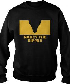 Nancy The Ripper Pelosi Nancytheripper Trump Speech  Sweatshirt