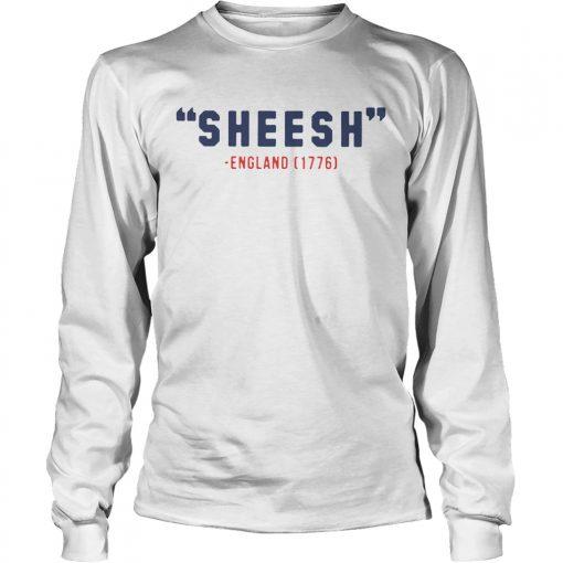 Pardon My Take Sheesh USA Tank 2020  LongSleeve