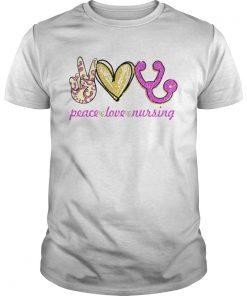 Peace love Nursing  Unisex
