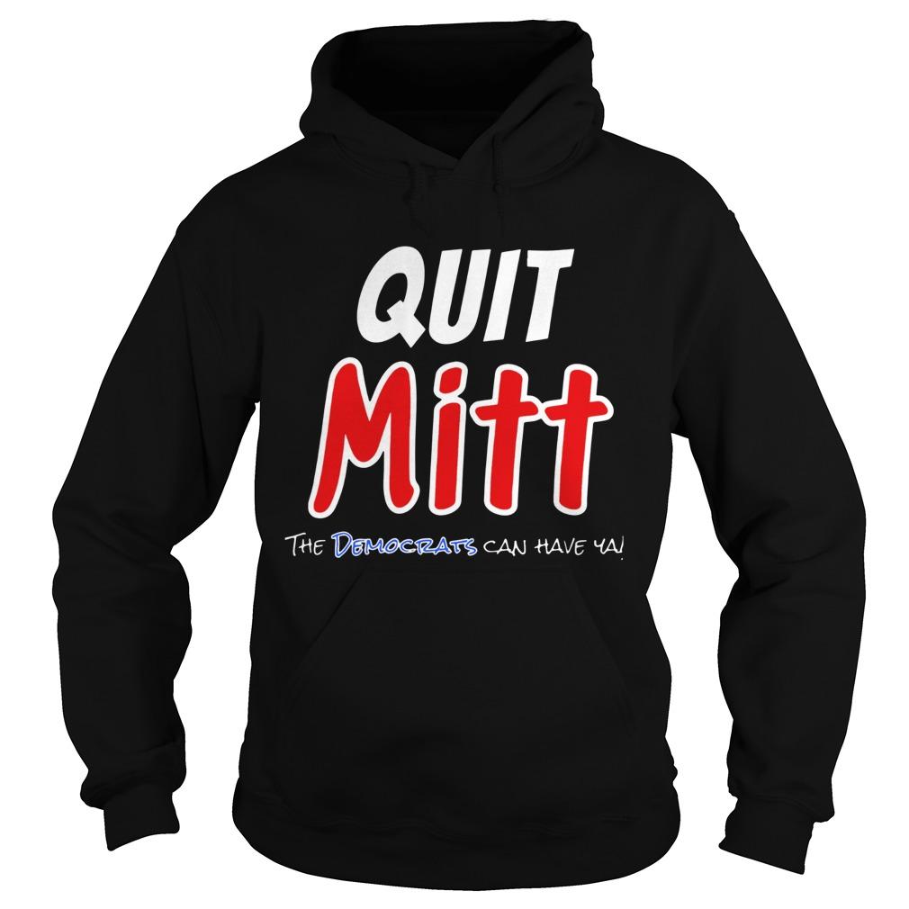 Quit Mitt Hoodie