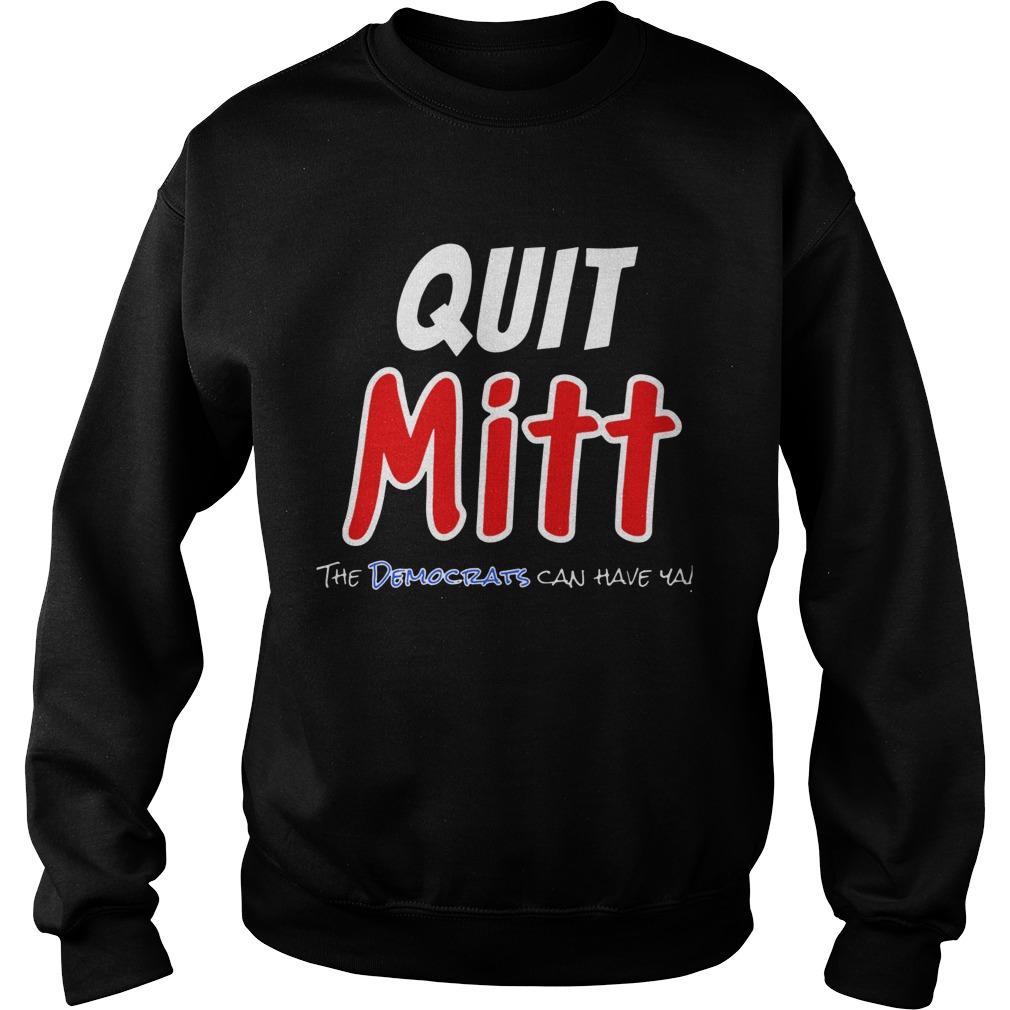 Quit Mitt Sweatshirt