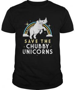 Save The Chubby Unicorns  Unisex