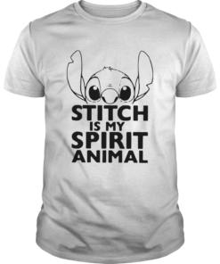 Stitch Is My Spirit Animal  Unisex
