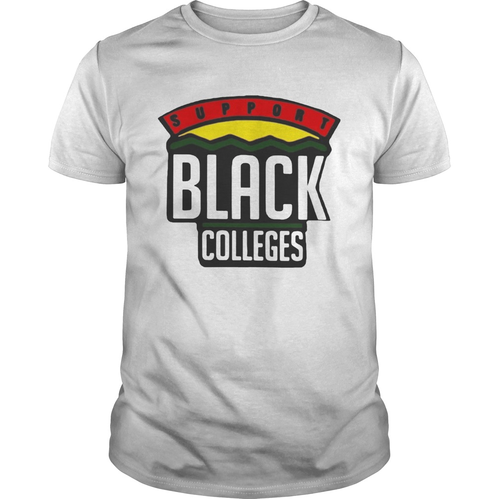 Support Black College Unisex