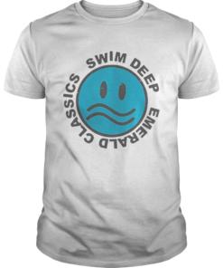 Swim Deep Emerald Classics  Unisex