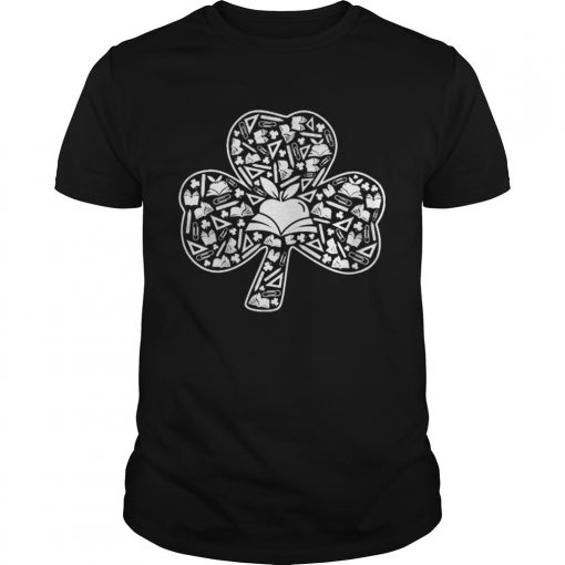 Teacher Shamrock Symbol St Patricks Day  Unisex