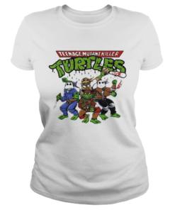 Teenage mutant killer Turtles  Classic Ladies