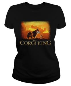 The Corgi King  Classic Ladies
