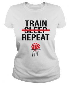 Train Sleep Repeat Basketball  Classic Ladies