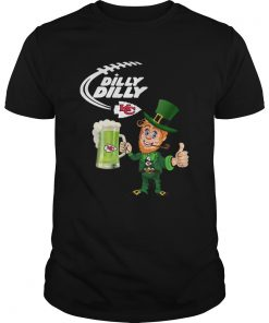 Uncle Sam Dilly Dilly Kansas City Chief St Patricks Day  Unisex