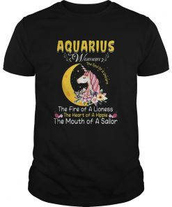 Unicorn aquarius woman the soul of a unicorn the fire of a lioness  Unisex
