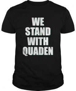 We Stand With Quaden  Unisex