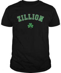 Zillion Beers Shamrock  Unisex