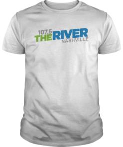 107 5 The River Nashville  Unisex