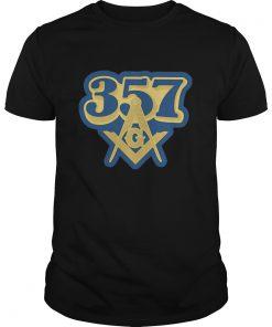 357 Freemasonry Logo  Unisex