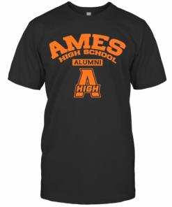 Ames High School Alumni High T-Shirt Classic Men's T-shirt