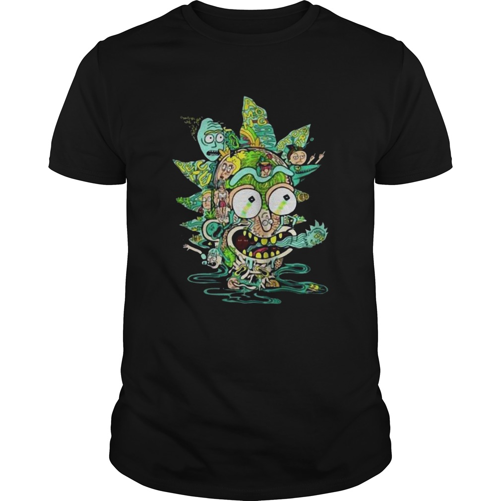 Among Worlds Rick And Morty Unisex