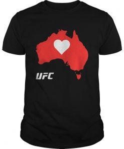 Australia Ufc  Unisex