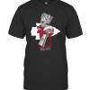 Baby Groot Hug Kansas City Chiefs Super Bowl Champions T-Shirt Classic Men's T-shirt