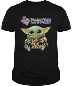 Baby Yoda Prairie View AM University  Unisex
