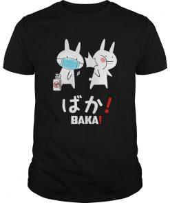 Baka Rabbit Slap Mask Covid19  Unisex