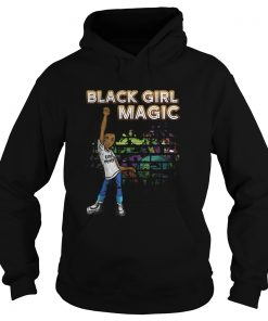 Black Girl Magic I Am Black History Phenomenal Woman Melanin  Hoodie
