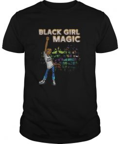 Black Girl Magic I Am Black History Phenomenal Woman Melanin  Unisex