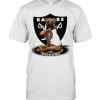 Boxer Tattoo Oakland Raiders T-Shirt Classic Men's T-shirt