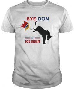ByeDon Joe Biden 2020 American Election  Unisex