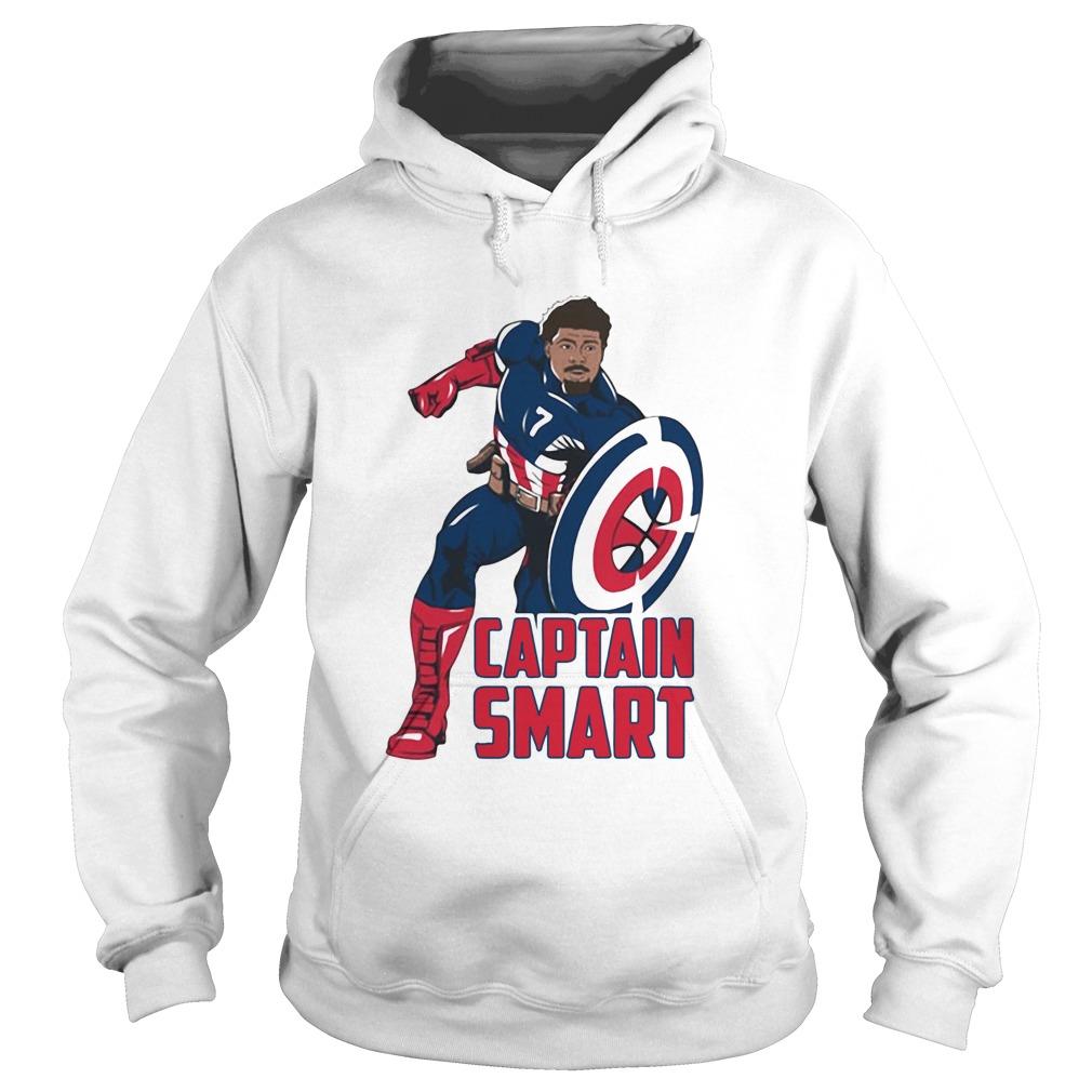 Captain Smart Marcus Smart Boston Celtics Hoodie
