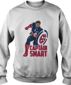 Captain Smart Marcus Smart Boston Celtics  Sweatshirt