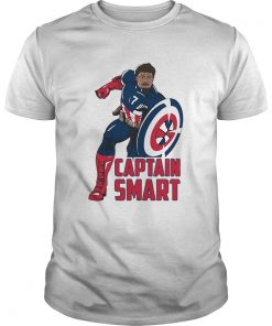 Captain Smart Marcus Smart Boston Celtics  Unisex